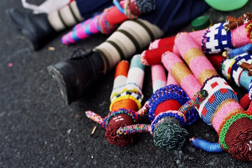 Zambella - Handmade Monkeybiz dolls
