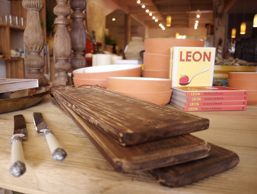 Few and Far - Leon Book and Tableware
