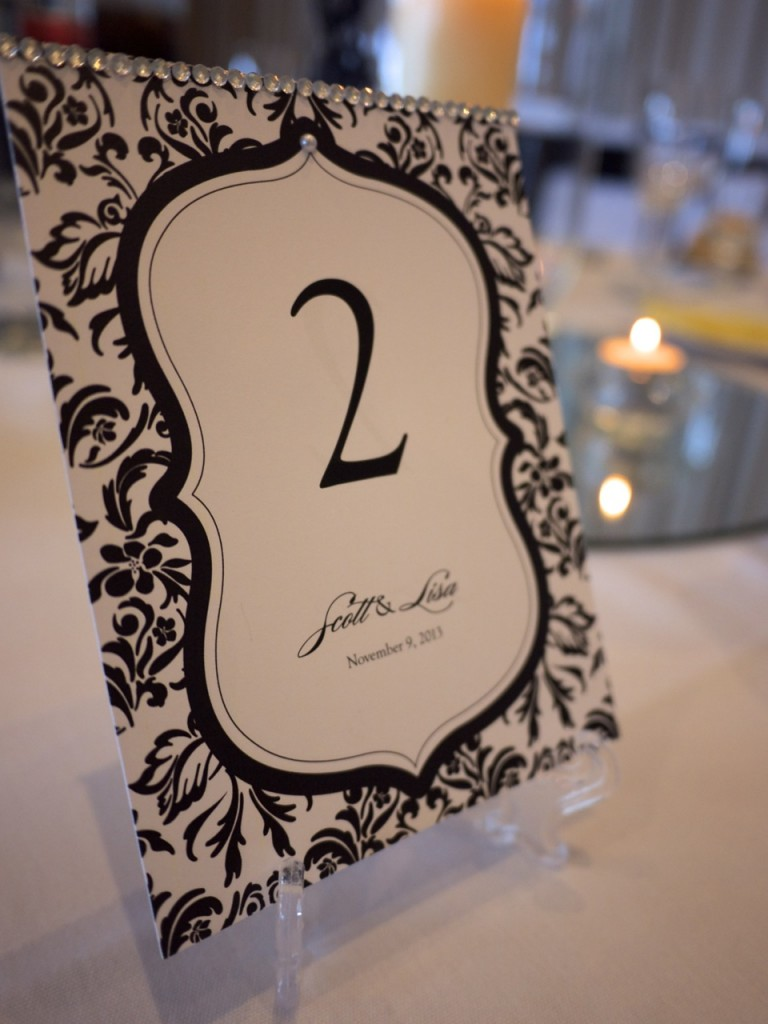 wedding styling - Table Place Settings