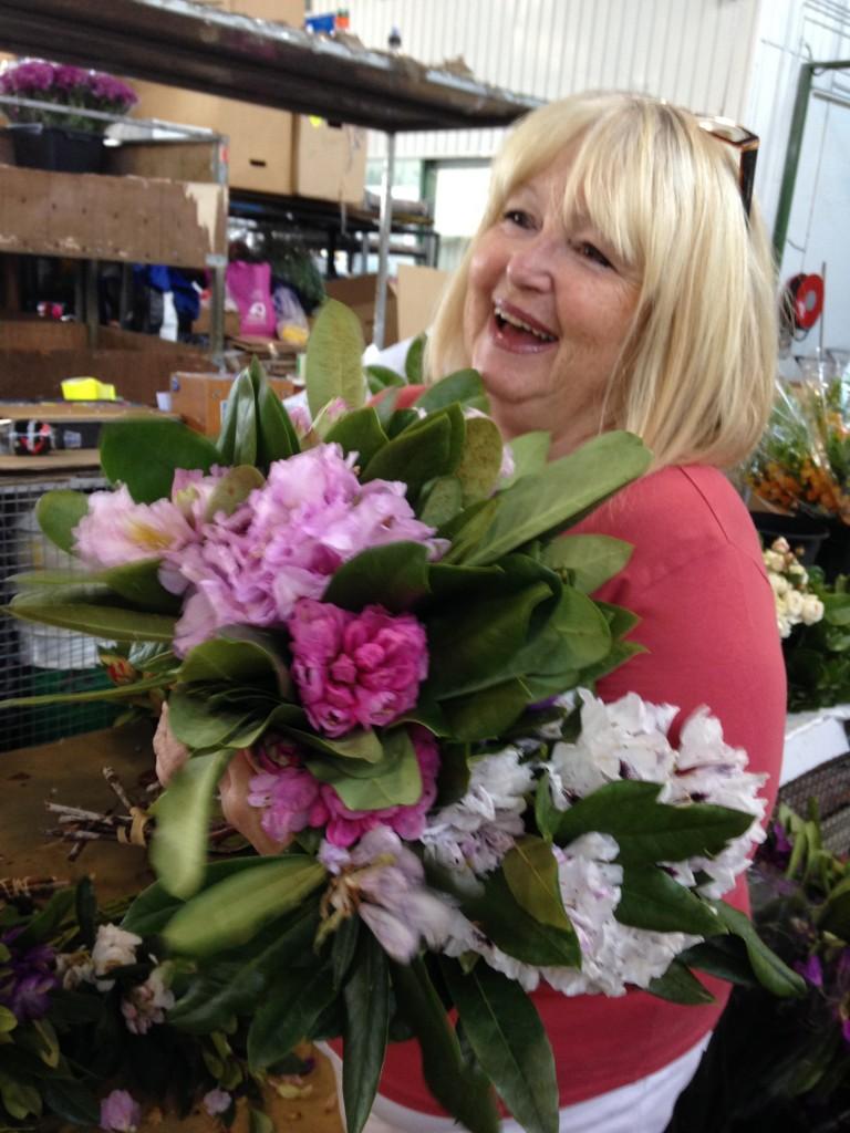 Judith from Sydney Flower School - Flower Classes