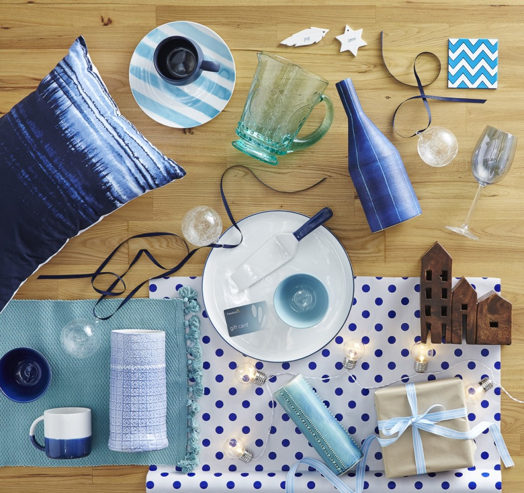 Freedom - Christmas Entertaining - Blue Gifting Range