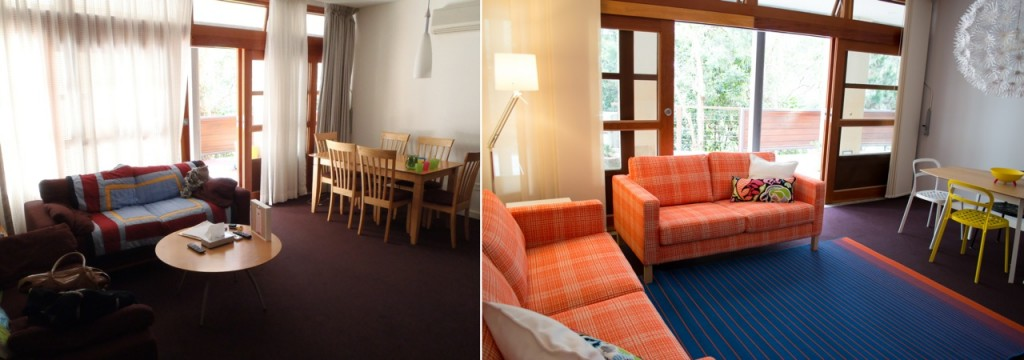 IKEA Makeover: Transforming Bear Cottage in Manly - HEM Room