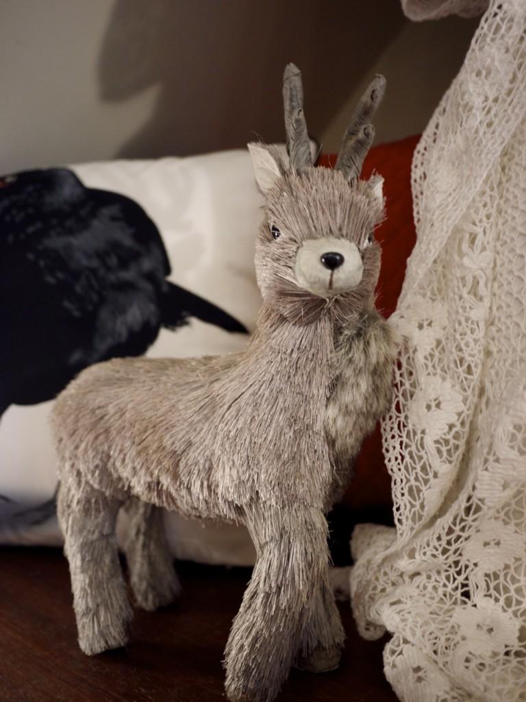 Live This Randwick Reindeer Statue