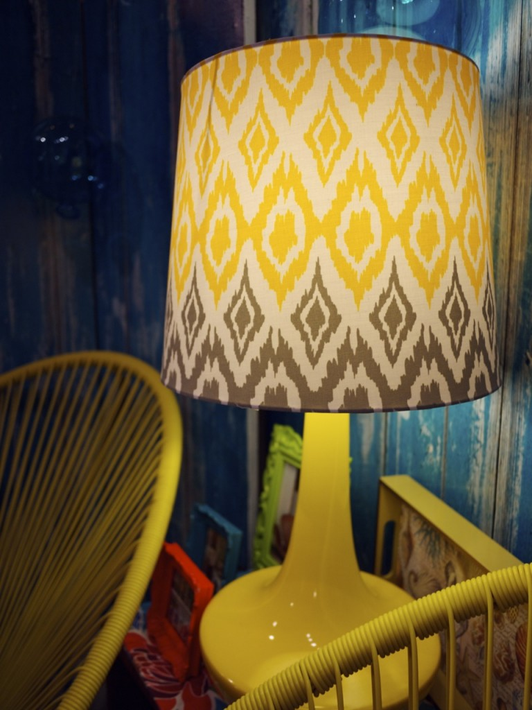 Live This Randwick Pattern Lampshade
