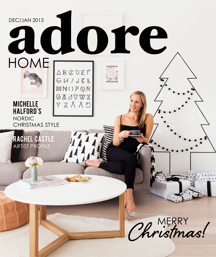 Adore Home Magazine - December January