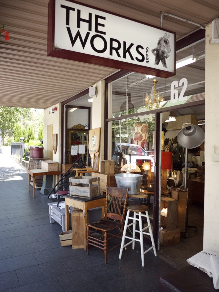 Vintage Furniture Store - The Works Glebe