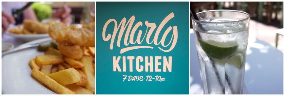 Marly Bar Newtown Opening Hours and Menu - Food and Drink