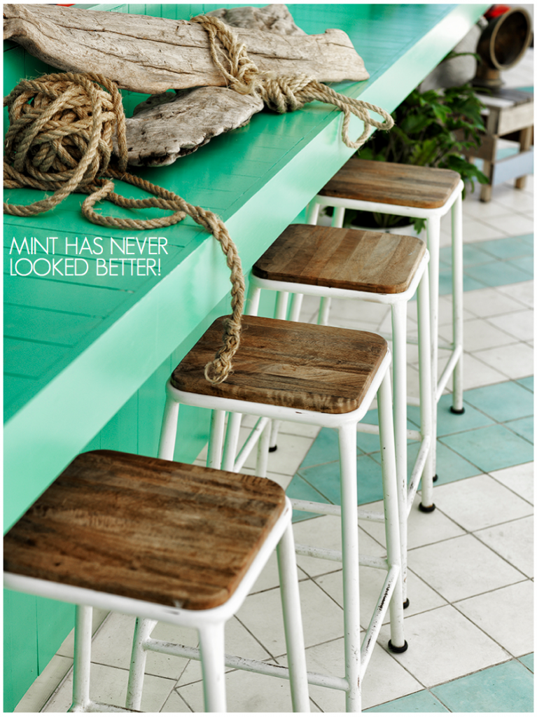 Watsons Bay Hotel Beach Club Stools
