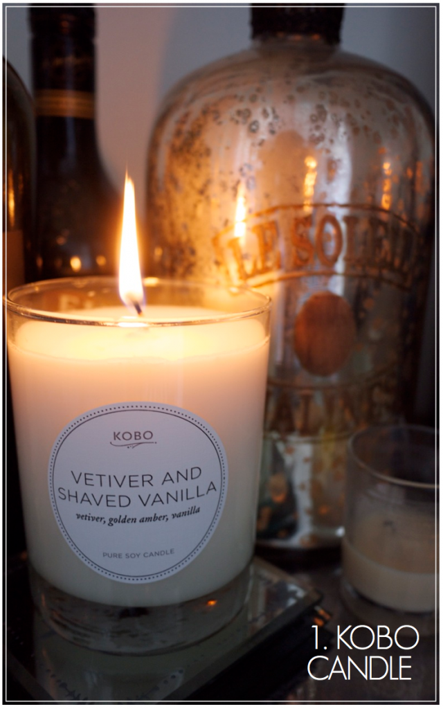 Creative Find - Kobo Candle