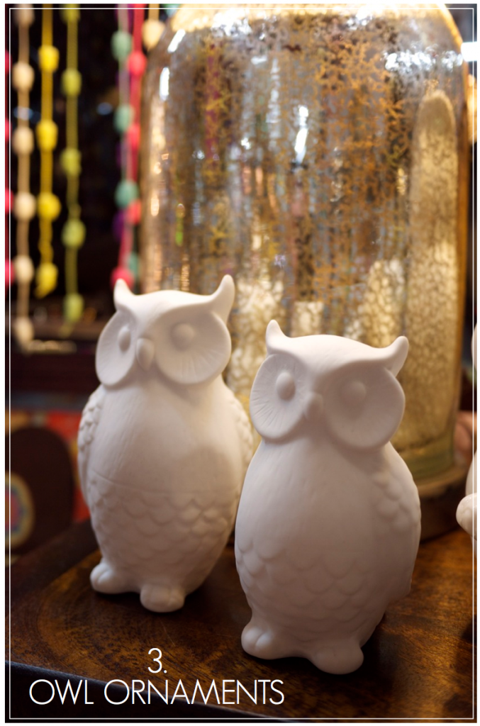 Creative Find - Owl Ornaments