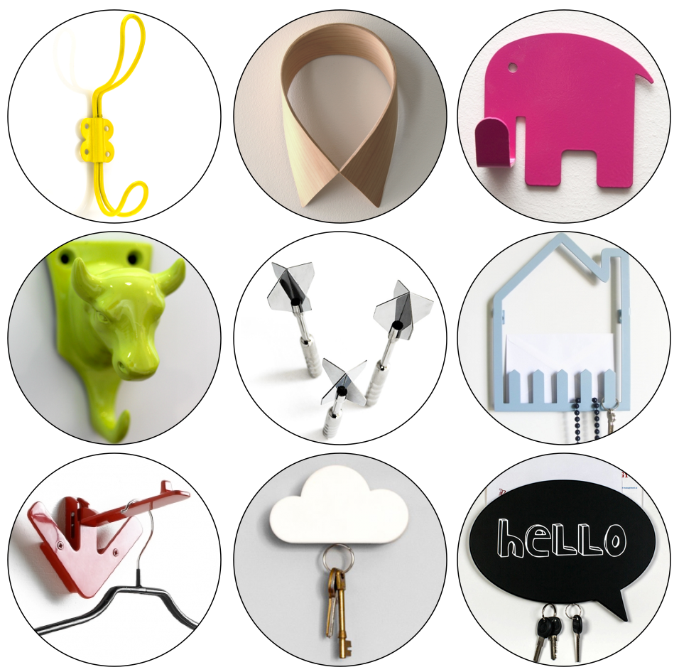 Hooks and Hangers - The LIfe Creative