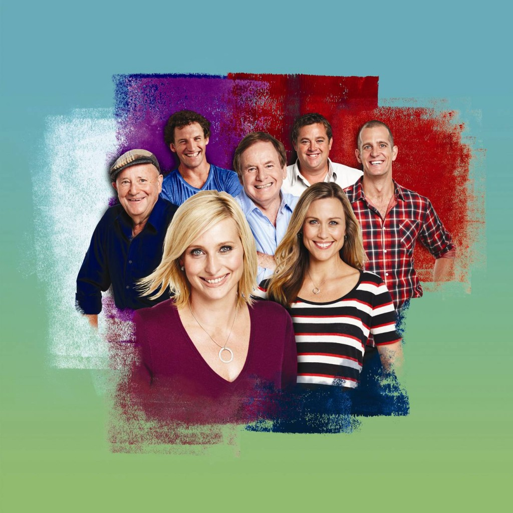 Johanna Griggs and the Better Homes and Gardens Team