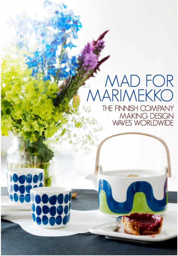 Marimekko Tableware