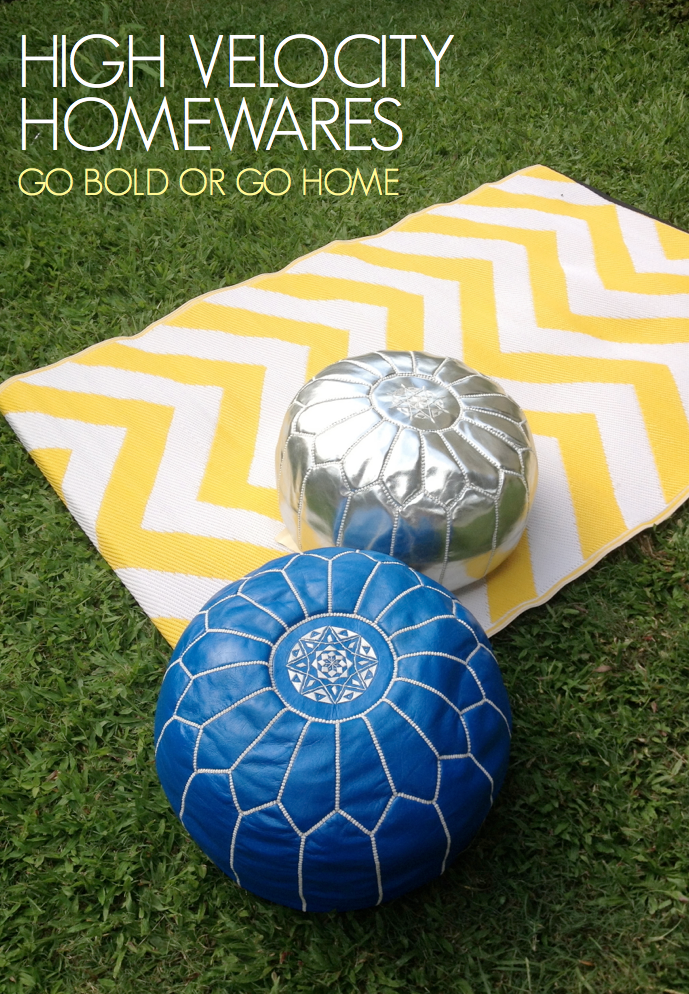 Bight Decor Buys - Colour Homewares - The Life Creative