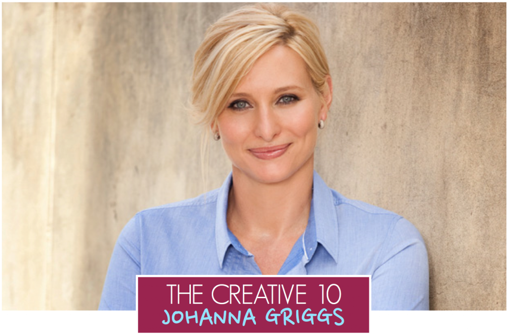The LIfe Creative - Johanna Gtiggs Interview
