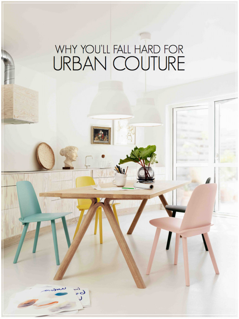 Urban Couture Homewares - The Life Creative
