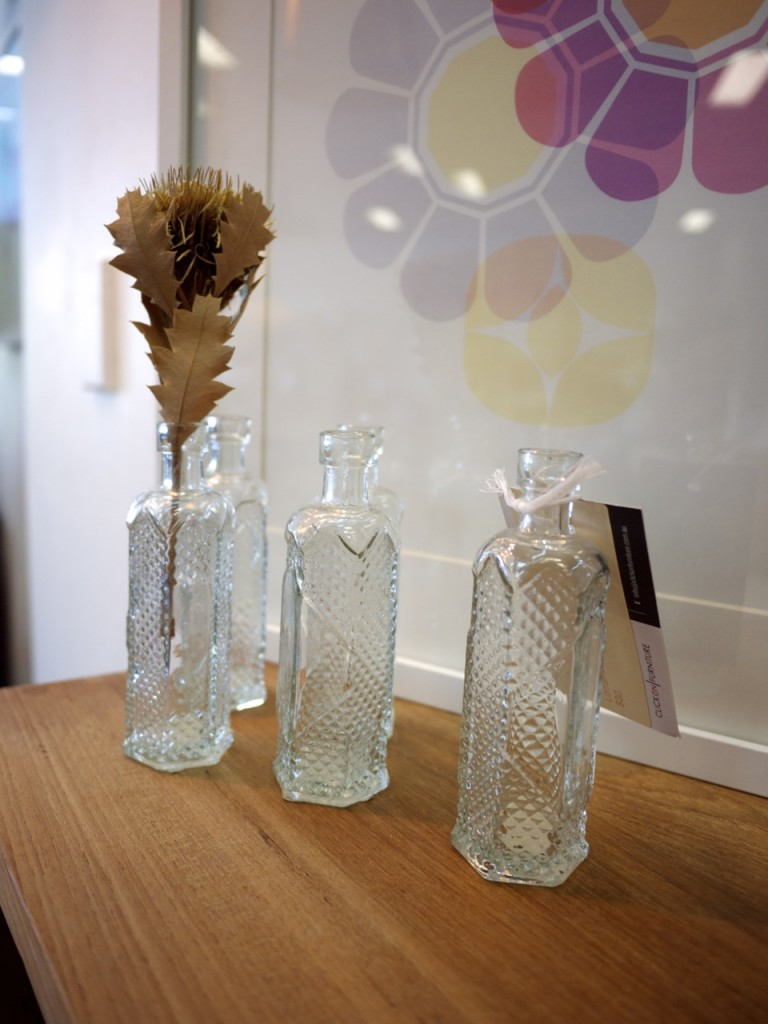 Clickon Furniture - Glass Vases