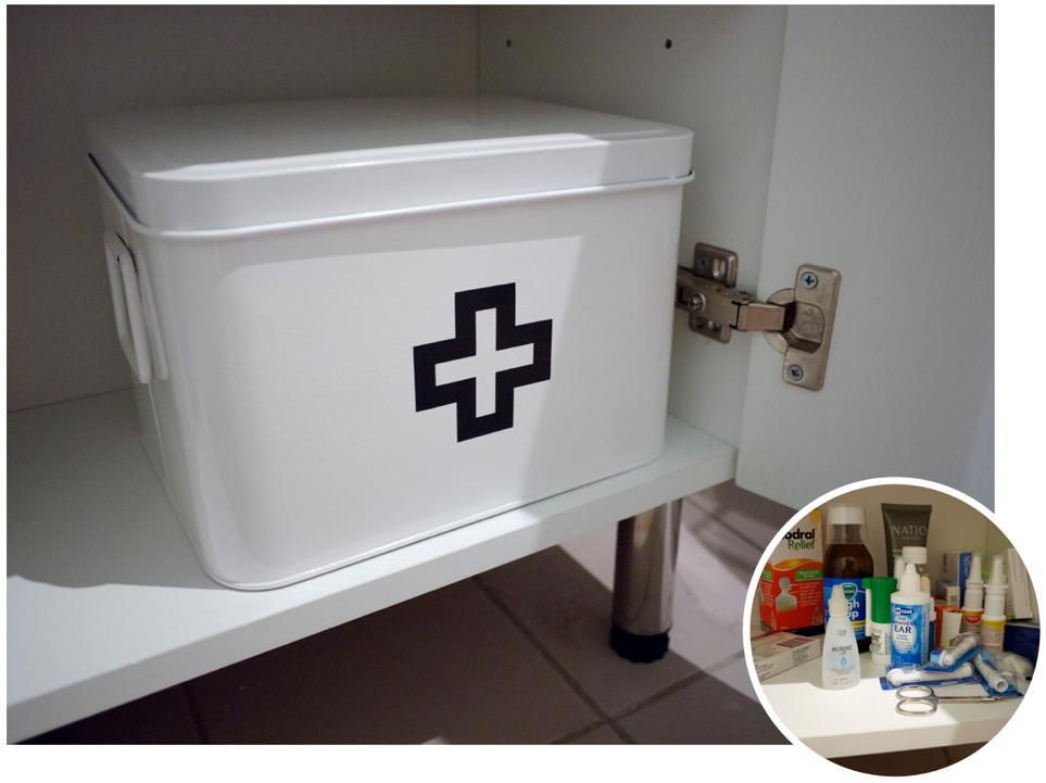 Elegant Lots Of Storage In Howard Slatkin Guest Bathroom With Built In