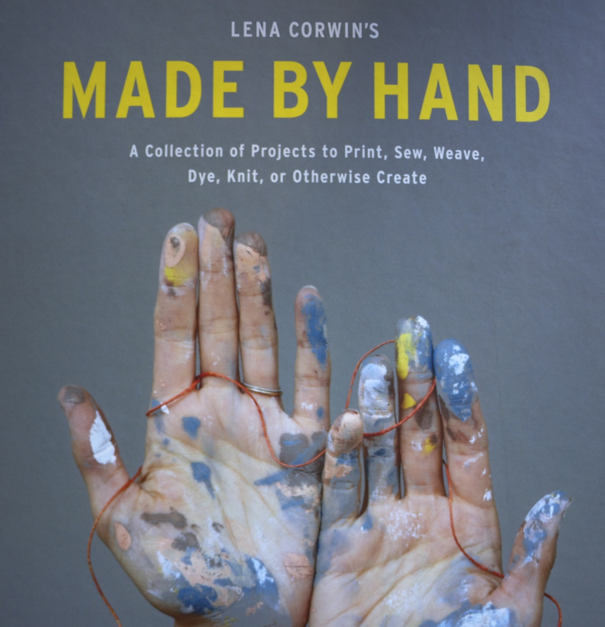 Made by Hand Book Review