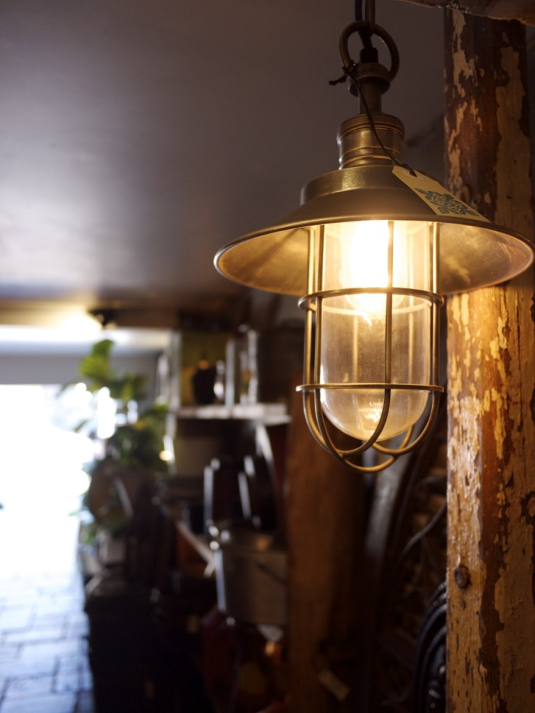 Vintage Lantern - Seasonal Concepts