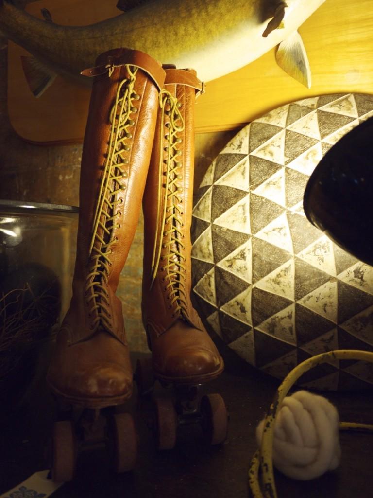 Vintage Rollerskates - Seasonal Concepts
