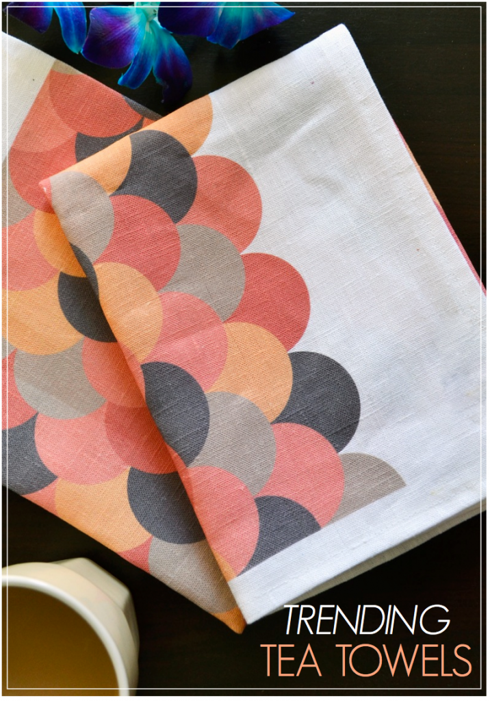 Trending Tea Towels - The Life Creative