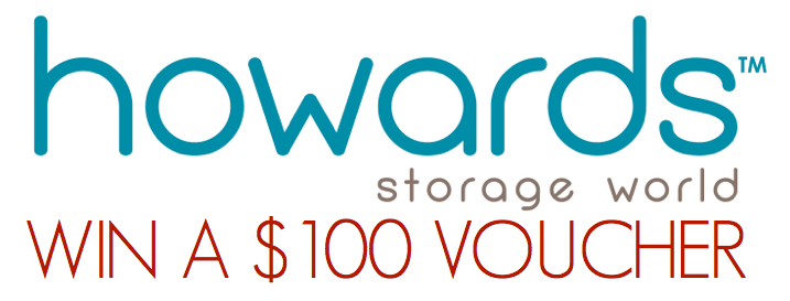 Win a $100 Howards Voucher