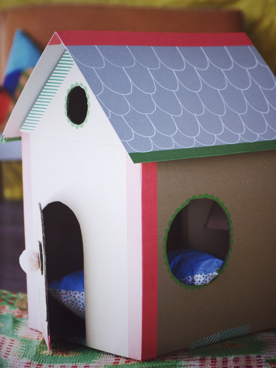 Home by Beci Orpin Cat House