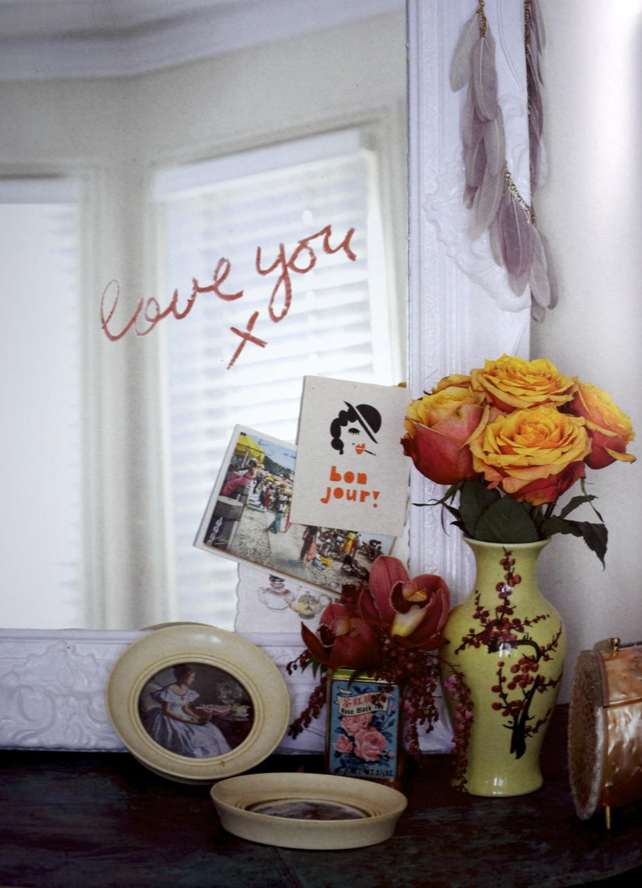 The Crafty Minx at Home - Mirror