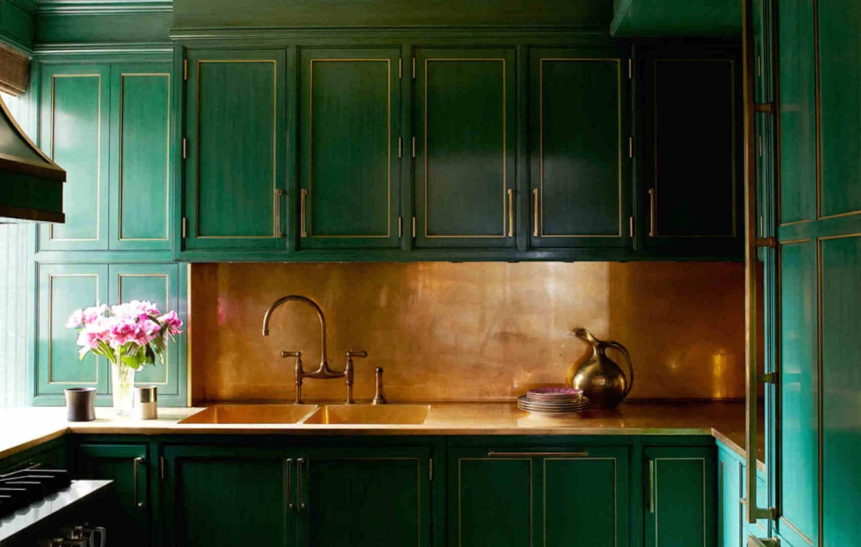 Cameron Diaz Apartment - Kitchen