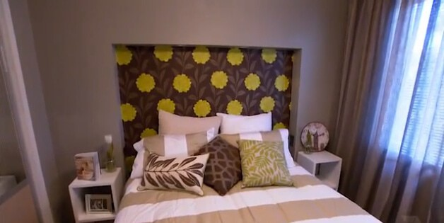 House Rules 2014 Reveal 3 - Guest Bedroom