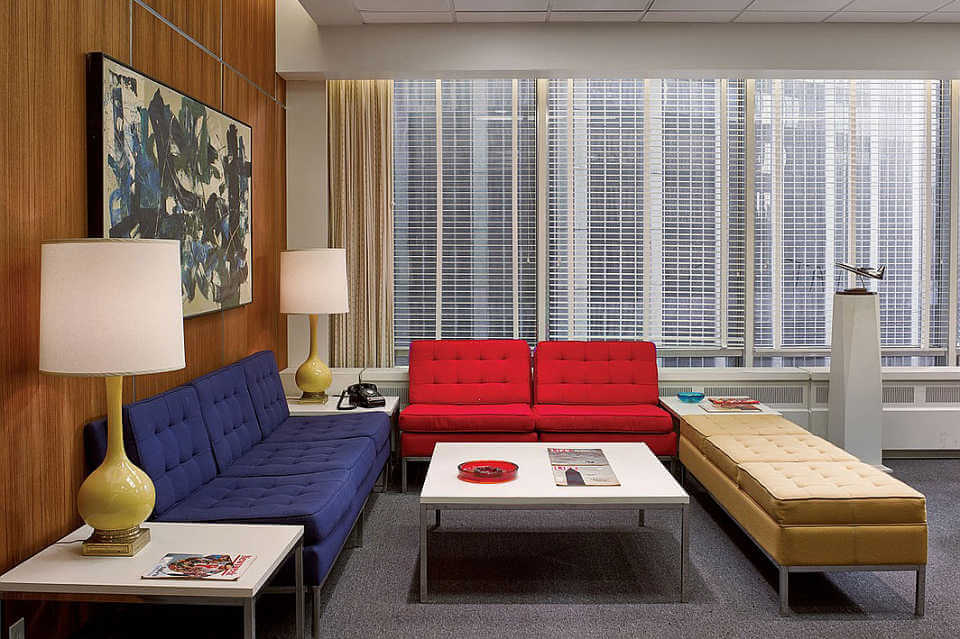 Mad Men Set - The Life Creative - Colour Blocking