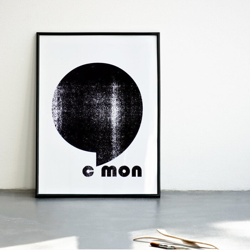 Black Homewares - Cmon Art