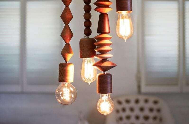 Designer Pendant Lights - Coco Reynolds Marz Designs