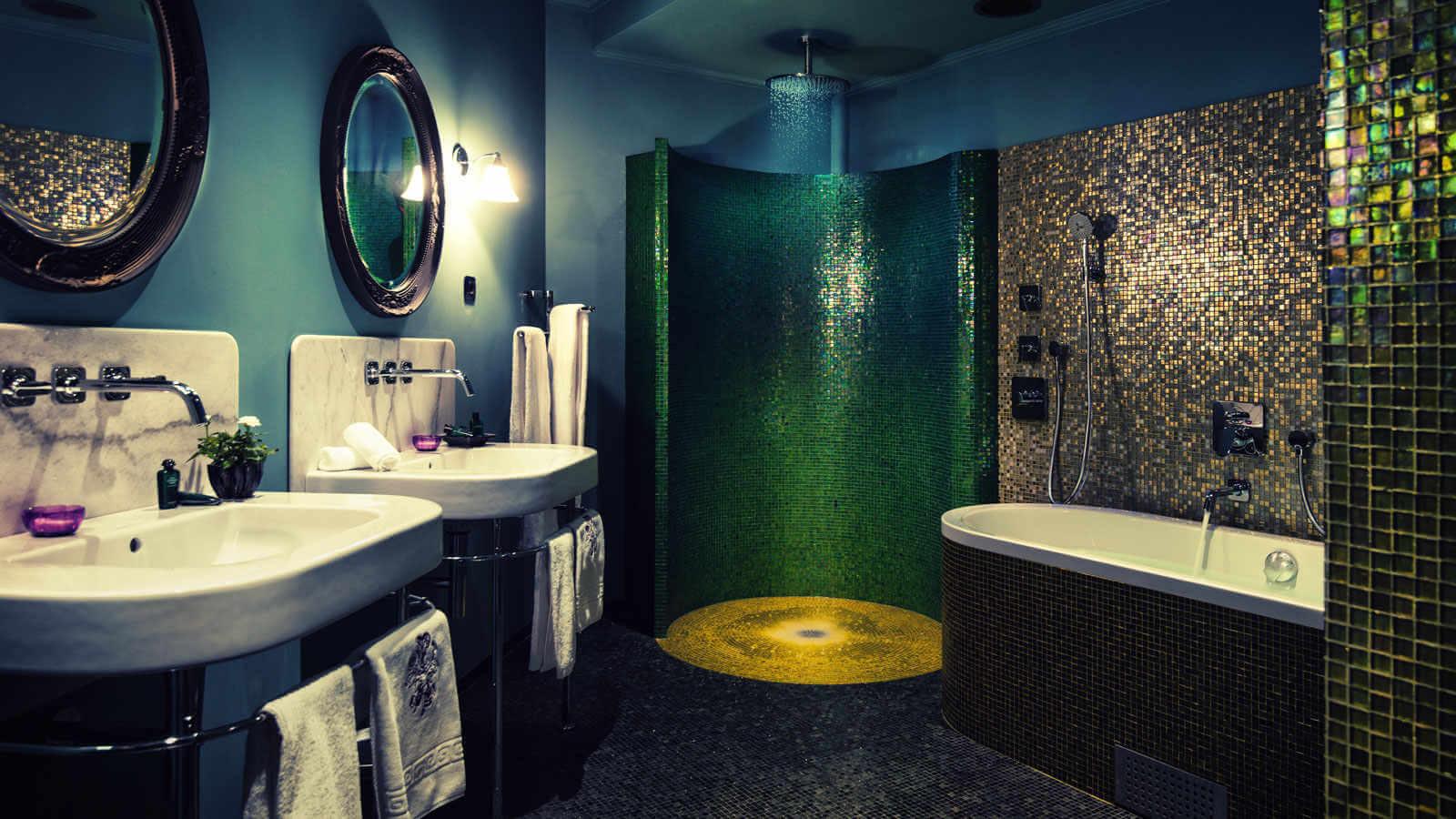 Dorsia Hotel Bathroom