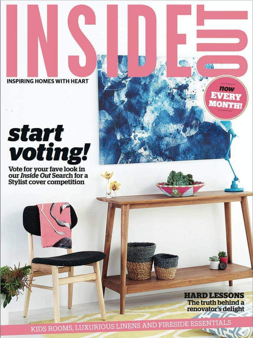 Inside Out Search for a Stylist cover - The Life Creative