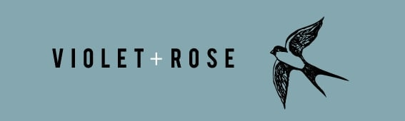 Violet and Rose Logo