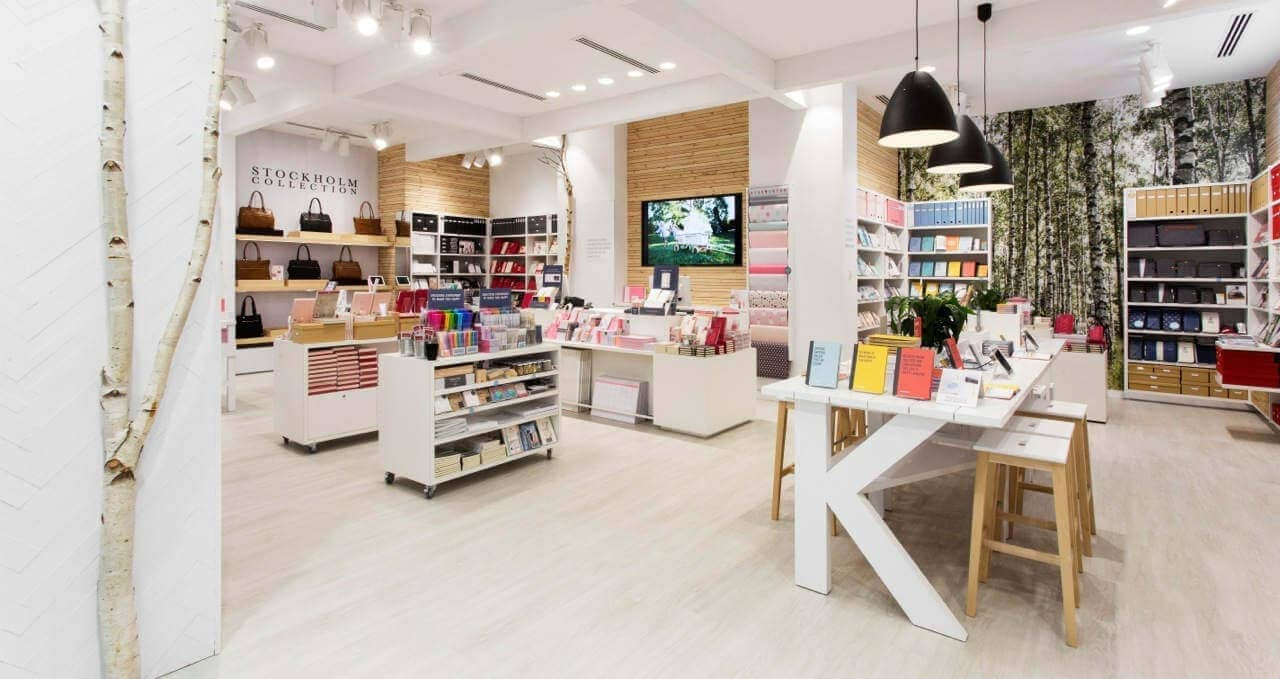 the new kikki k store is like no other   the life