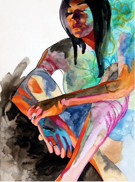 Kim Leutwyler Art