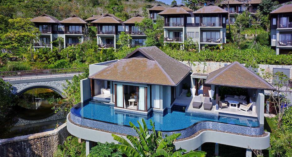 Thailand Hotel - Pullman hotel Phuket
