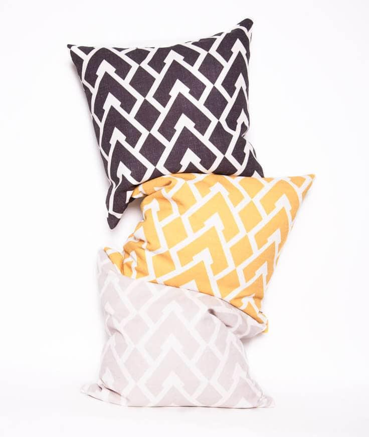 Geometric Sparkk Cushions