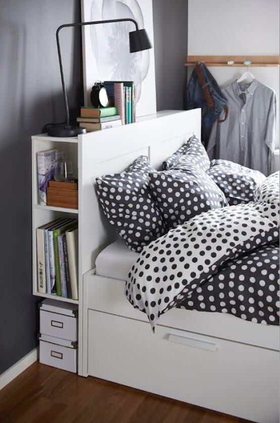 IKEA Storage - bedroom