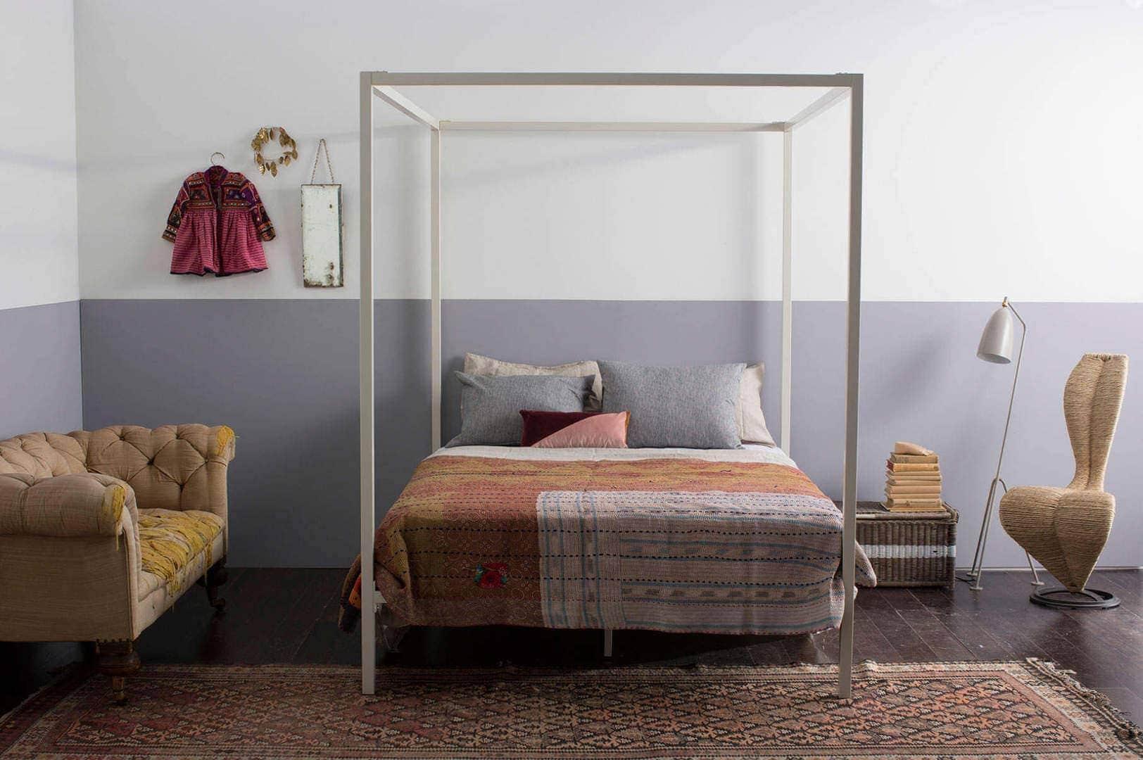 Incy Interiors Megan Morton Bed