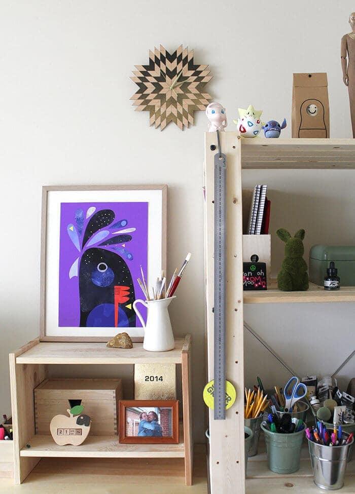 Peter Cromer Bird Art