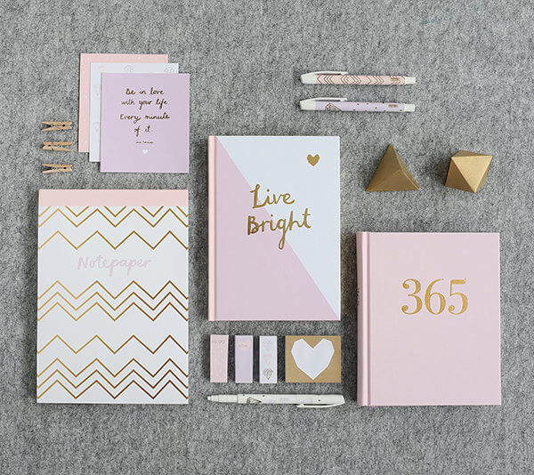 The Lilac And Gold Collection From Kikki K The Life Creative