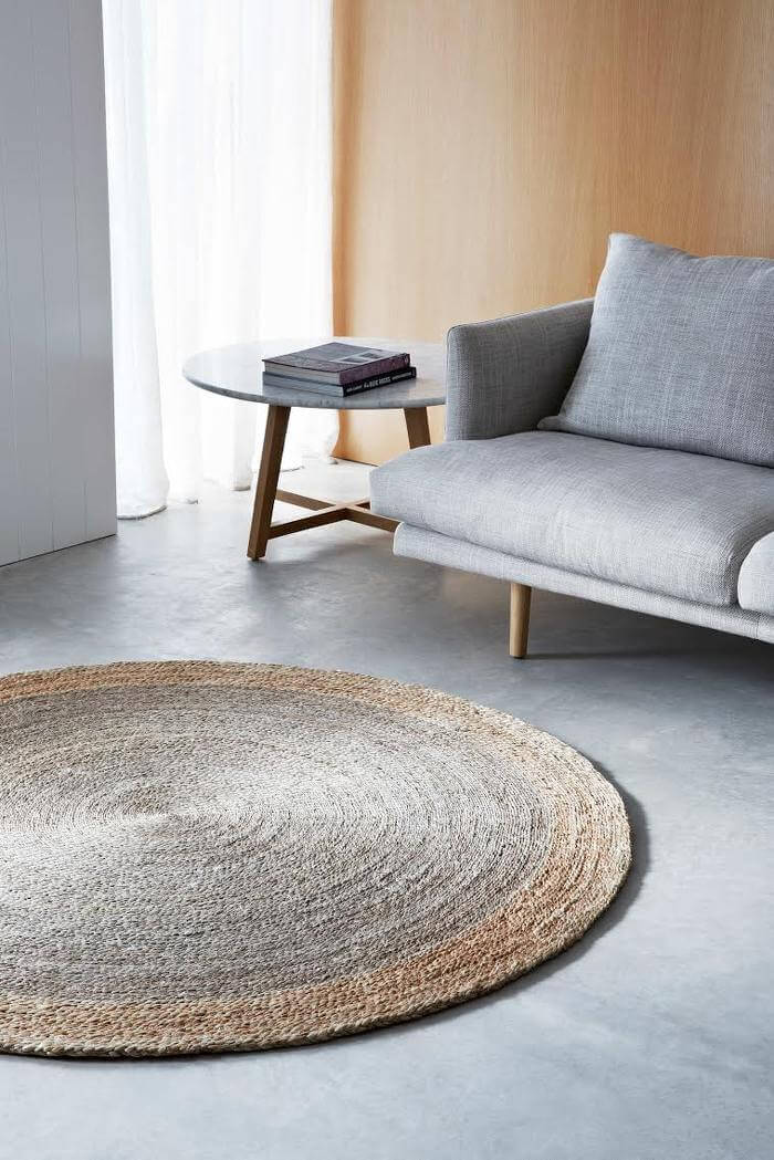 Why you need a Round Rug - The Life Creative