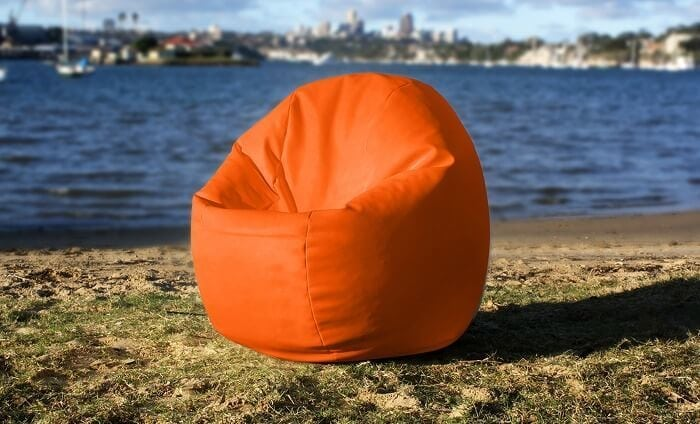 Bliss Beanbag Orange