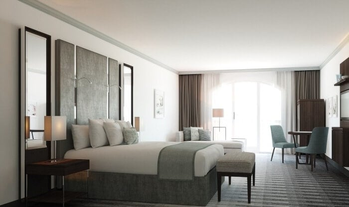 Intercontinentail Hotel Double Bay Interior