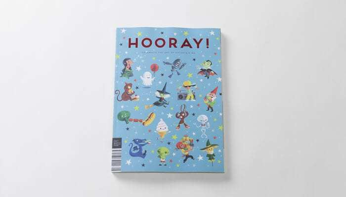 Hooray Issue 7 front cover
