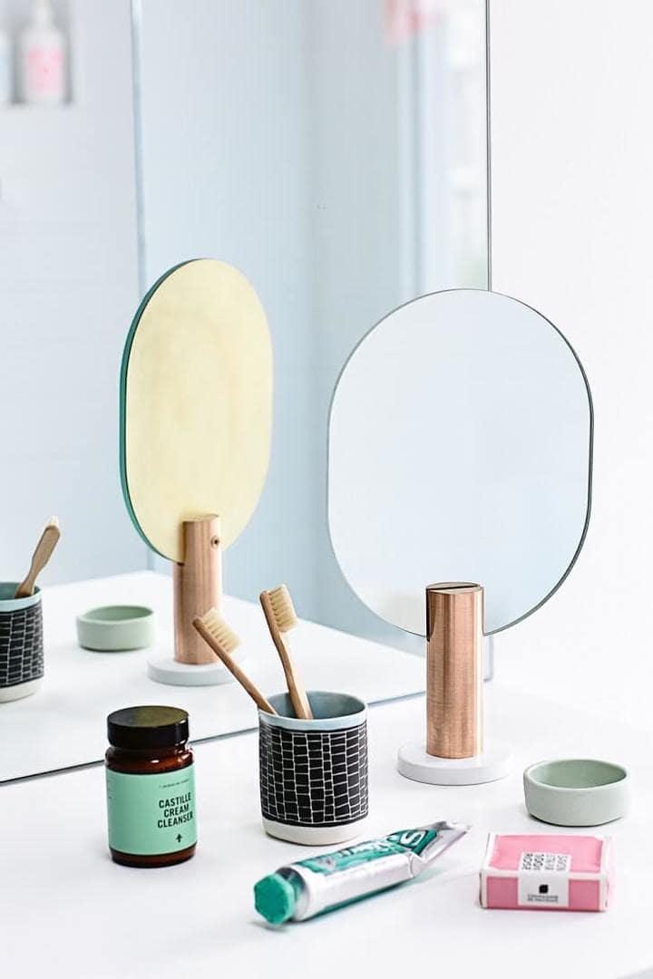 Inside Out Magazine - Bathroom storage ideas